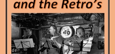 Zaterdag 18 mei 2019 Ernst Langhout and the Retro's
